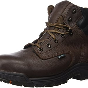 "Timberland PRO Men's Titan 6"" Waterproof Safety-Toe Work Boot"