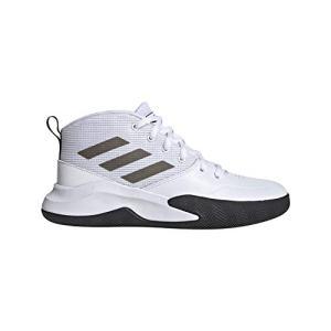 adidas Unisex-Kid's OwnTheGame Wide Basketball Shoe