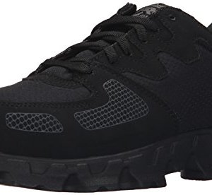Timberland PRO Men's Powertrain Alloy Toe ESD Low Work Shoe