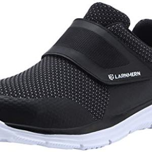 LARNMERN Mens Womens Steel Toe Work Shoes