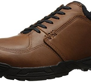 5.11 Men's Pursuit Lace Up Shoe, Dark Brown