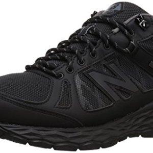 New Balance Men's Fresh Foam Walking Shoe, Black