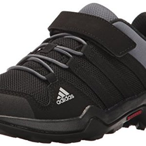 adidas outdoor Kids' Terrex AX2R CF Hiking Boot, Black/Black/Onix