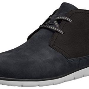 UGG Men's Freamon Waterproof Chukka Boot, Dark Grey