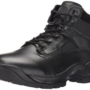 5.11 Men's ATAC 6In Side Zip Boot-U, Black