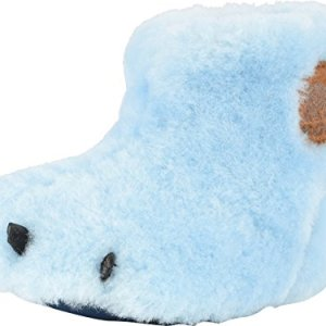 Sorel Kids Baby Boy's Bear Paw Slipper (Infant) Oxygen/Carbon