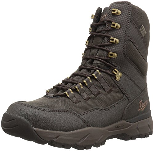 Danner Men's Vital Insulated 400G Hunting Shoes, Brown