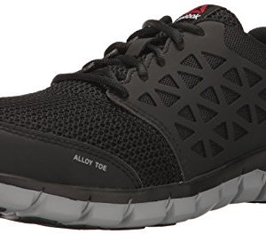 Reebok Work Men's Sublite Cushion Work Industrial and Construction Shoe