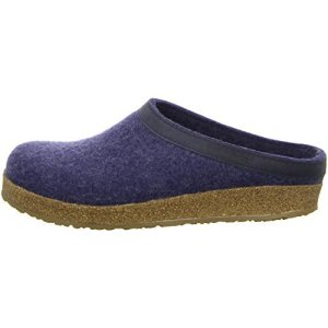 HAFLINGER Wool Felt Clogs GZL Color
