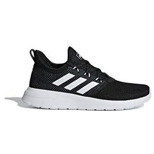 adidas Unisex-Kid's Lite Racer Reborn, Black/White/Grey