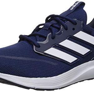 adidas Men's EnergyFalcon Running Shoe, Dark Blue/White/Collegiate Royal
