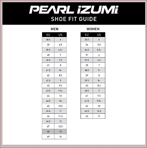 PEARL iZUMi Men's X-ALP Launch, Black/Shadow Grey