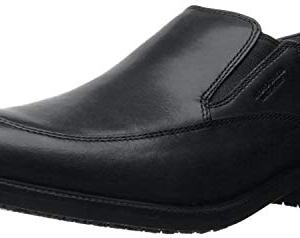 Rockport Men's Essential Details Waterproof Slip On Oxford