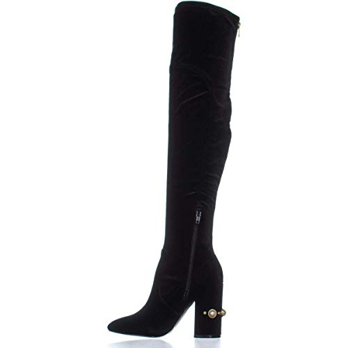 Ivanka Trump Womens Tamir Closed Toe Over Knee Fashion Boots