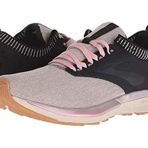 Brooks Women's Ricochet Black/Tan/Pink
