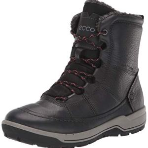 ECCO Women's Trace Lite Mid Hydromax Water-Resistant Winter Snow Boot