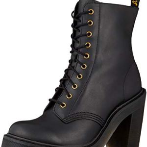 Dr. Martens Women's Kendra Fashion Boot, Black