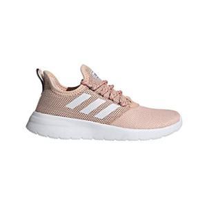adidas Women's Lite Racer RBN Running Shoe, Glow Pink/White/Onix