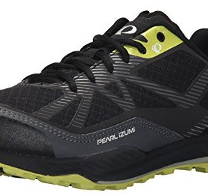 PEARL IZUMI Men's x-alp Seek VII-m Cycling Shoe, Black/Shadow Grey