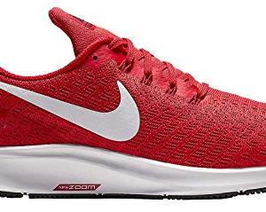 Nike Men's Air Zoom Pegasus 35 Running Shoe University Red/White