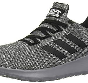 adidas Men's LITE Racer BYD Running Shoe, Grey Five/Black/Grey Metallic