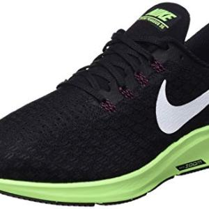 Nike Men's Air Zoom Pegasus 35 Running Shoe Black/White/Burgandy