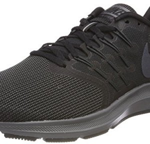 Nike Men's Run Swift Shoe, Black/Metallic Hematite-Dark Grey-Anthracite