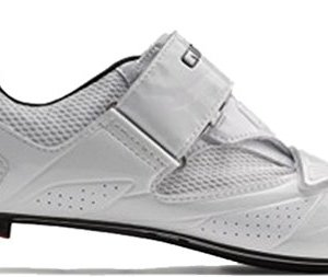 Giro Mens Mele Tri Road Shoes, White