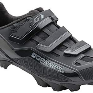 Louis Garneau Men's Gravel Bike Shoes, Black