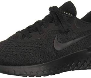 Nike Men's Odyssey React Running Shoe Black/Black-Black