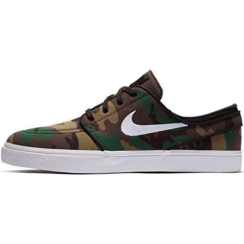 Nike Men's SB Zoom Stefan Janoski Canvas Skate Shoe
