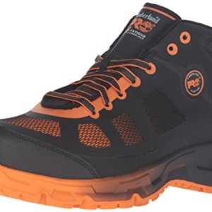 Timberland PRO Men's Velocity Alloy Safety Toe EH Mid Industrial & Construction