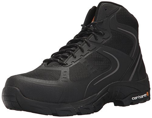 "Carhartt Men's 6"" Lightweight FastDry Technology Steel Toe Hiker Boot"