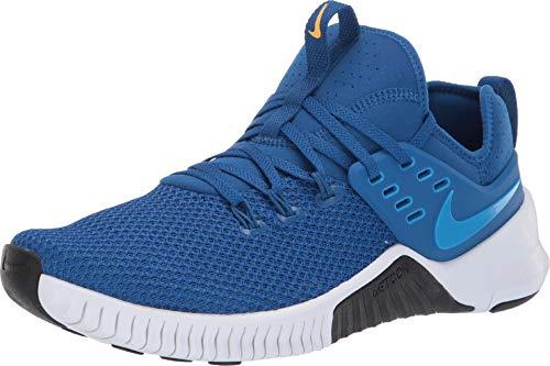 Nike Men's Metcon Free Training Shoe Team Royal/Amarillo-LT Photo