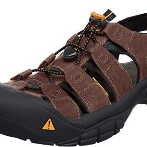 KEEN Men's Newport Sandal,Bison