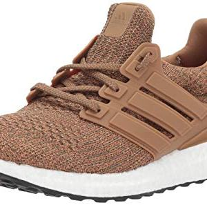 adidas Men's Ultraboost, raw Desert/raw Desert/Base Green