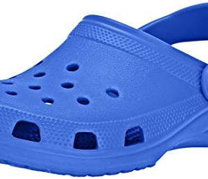 Crocs Classic Clog|Comfortable Slip On Casual Water Shoe, Bright Cobalt