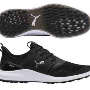Puma Golf Men's Ignite Nxt Lace Golf Shoe, puma Black-puma Silver-puma White