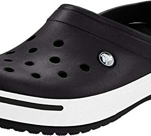 Crocs Men's Clog,Black/Black