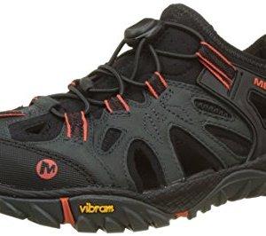 Merrell Men's All Out Blaze Sieve Water Shoes, Grey Dark Slate