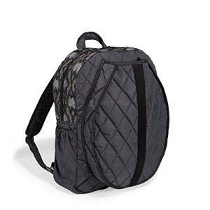 cinda b. Tennis Backpack, Python