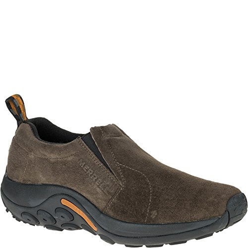 Merrell Men's Jungle Moc Slip-On Shoe,Gunsmoke