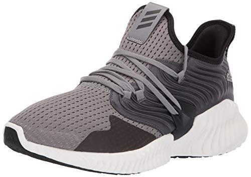 adidas Men's Alphabounce Instinct CC, Black/Grey