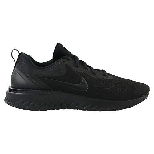 Nike Men's Odyssey React Running Shoe Black/Black-Black