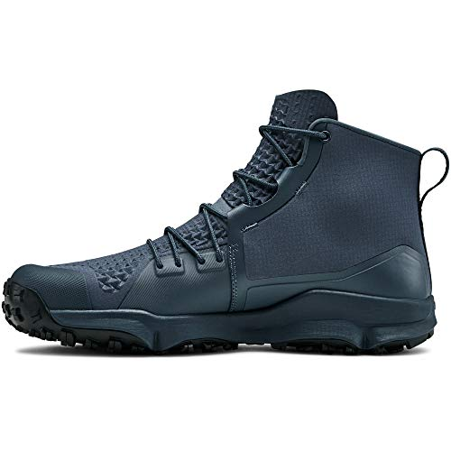 Under Armour Men's Speedfit 2.0 Hiking Boot, Wire (401)/Black
