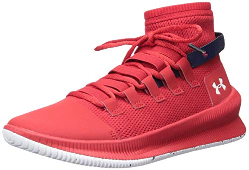 Under Armour Men's Future Sig Basketball Shoe, Red (600)/Midnight Navy