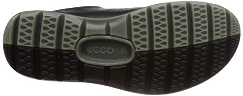 ECCO Men's Cool 2.0 Leather Gore-TEX Sneaker, Black Retro Classic cut Derby style offers all-around fit and wear comfort in classic subtle full grain leathers Highly breathable textile lining ensures an optimal climate for your feet FLUIDFORM PU and foot-fitted last provide a long-lastingcushioning and outstanding walking comfort GORE-TEX SURROUND waterproof construction and air channels in the midsole increase breathability from all angles Durable two-colored TPU outsole for outstanding flexibility and all-day comfort Design meets premium construction in this smart men's casual shoe. Soft leather with perforations creates a sporty, on-trend look, but thanks to the gore-tex® surround™ water stays outside, keeping feet dry all day long. A durable two colored TPU outsole is grippy on uneven and slippery terrain, so you can step out in confidence.