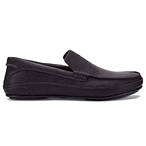OLUKAI Men's Kulana Shoe, Black
