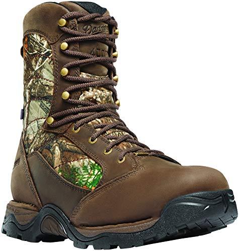 """Danner Men's Pronghorn 8"""" GTX 1200G Hunting Shoe, Realtree Edge"""