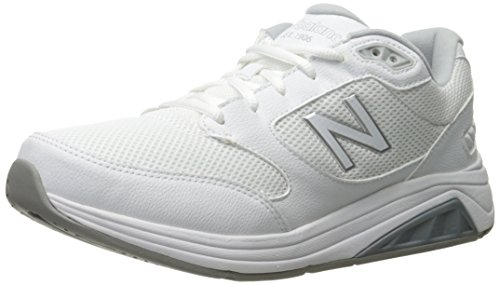 New Balance Men's Mens Walking Shoe Walking Shoe, White/White